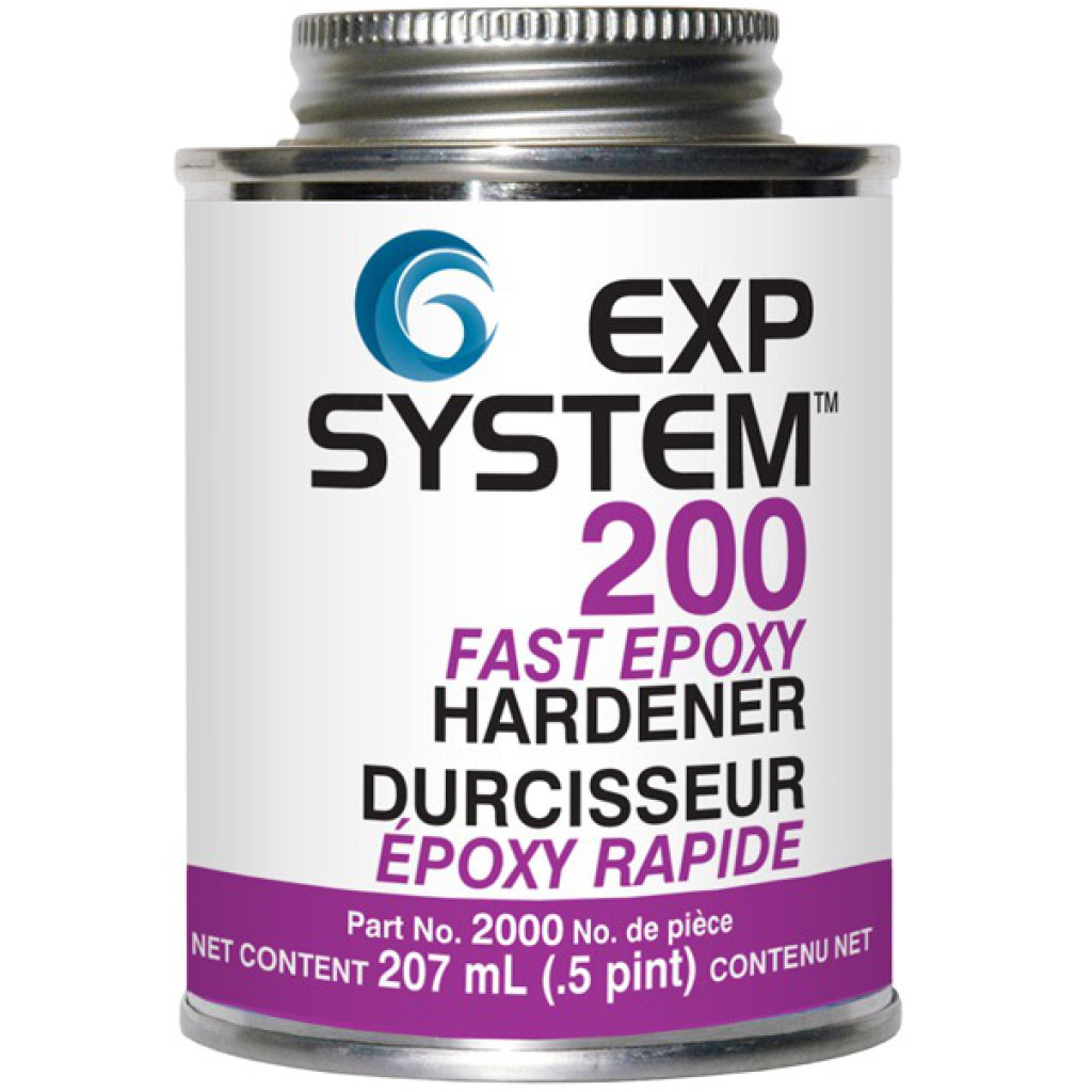 Exp System 207mL 5:1 Fast Epoxy Hardener