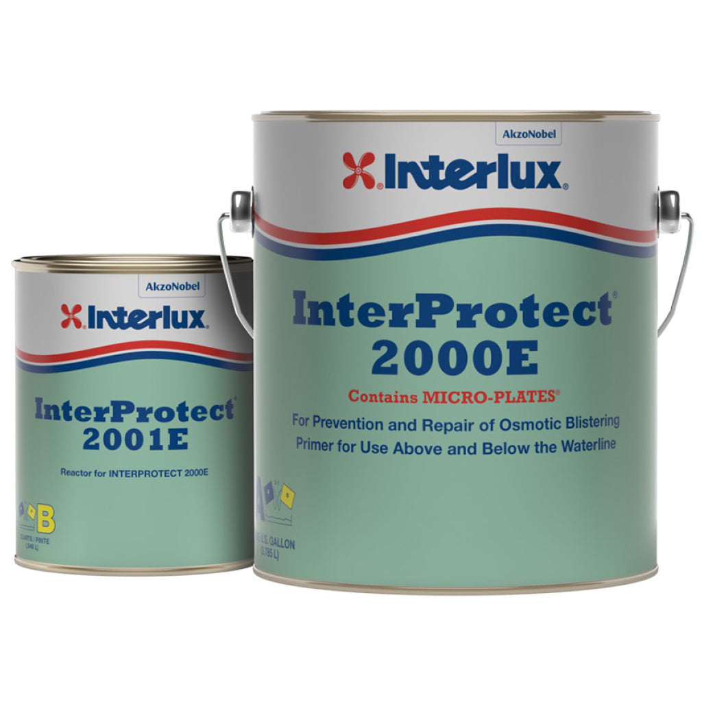 Interprotect 2000 Grey Interlux (1 gallon)