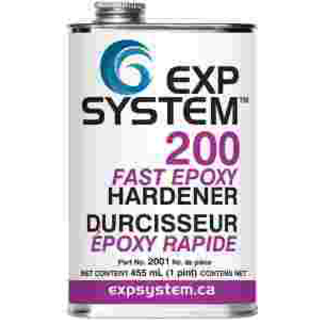 Exp System 455mL 5:1 Fast Epoxy Hardener