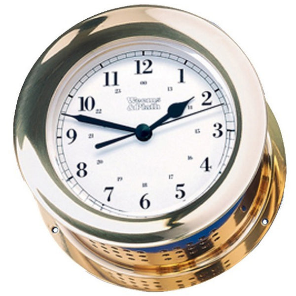Weems & Plath Atlantis Quartz Clock