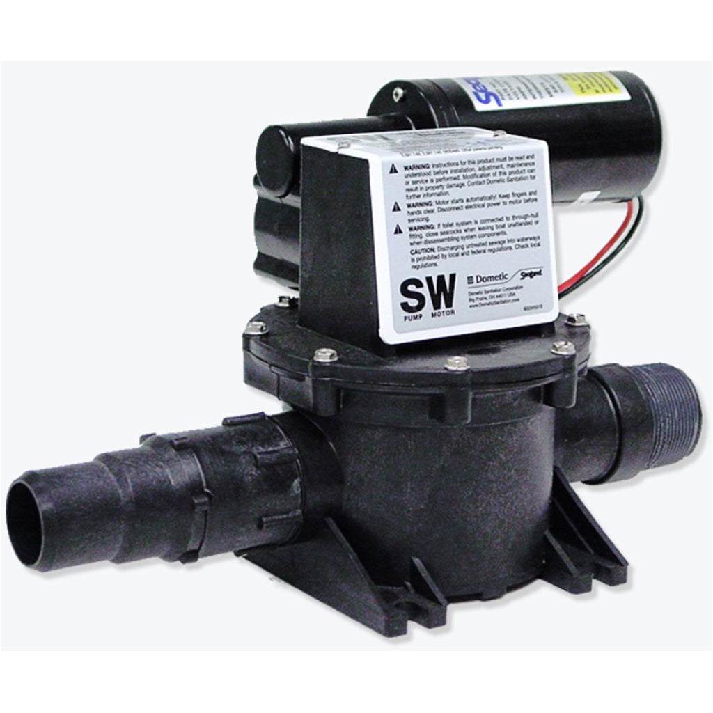 Sealand 12V S-Series Vacuum Pump
