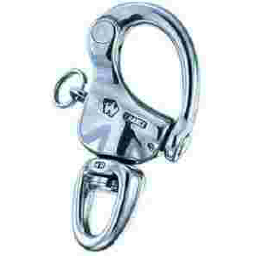 Wichard 3700kg Swivel Eye  Break Load Snap Shackle