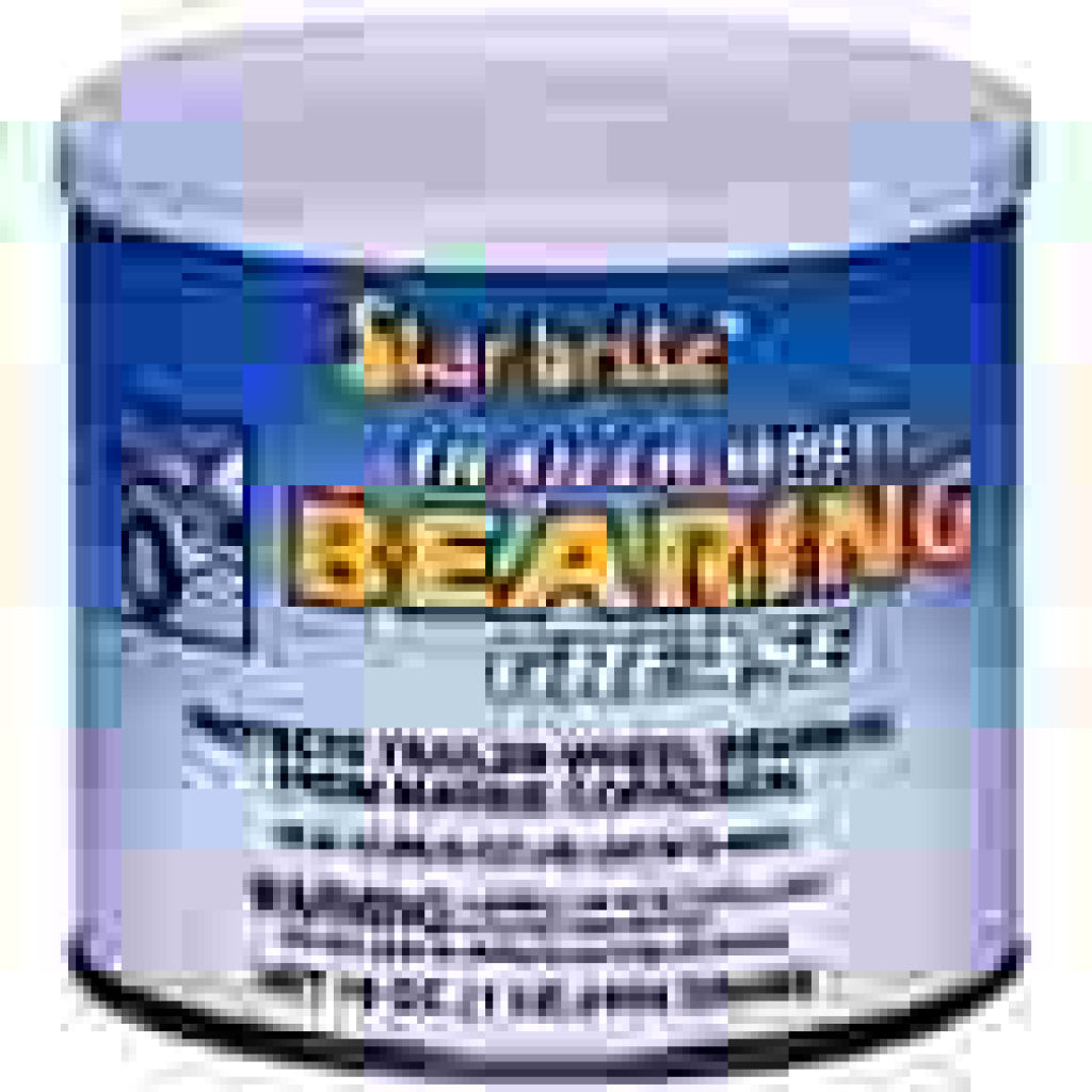 Starbrite 1lb Wheel Bearing Grease Can