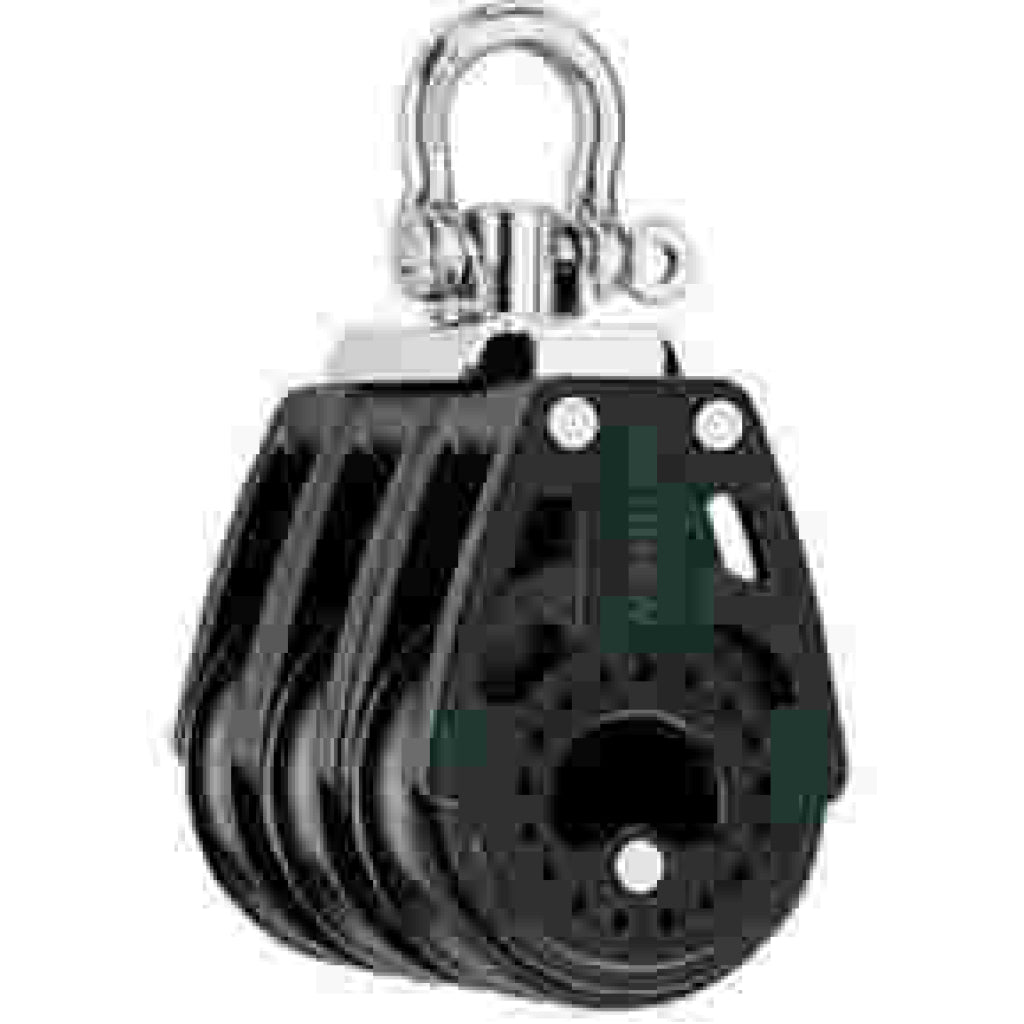 Harken 40mm Triple/Swivel Carbo