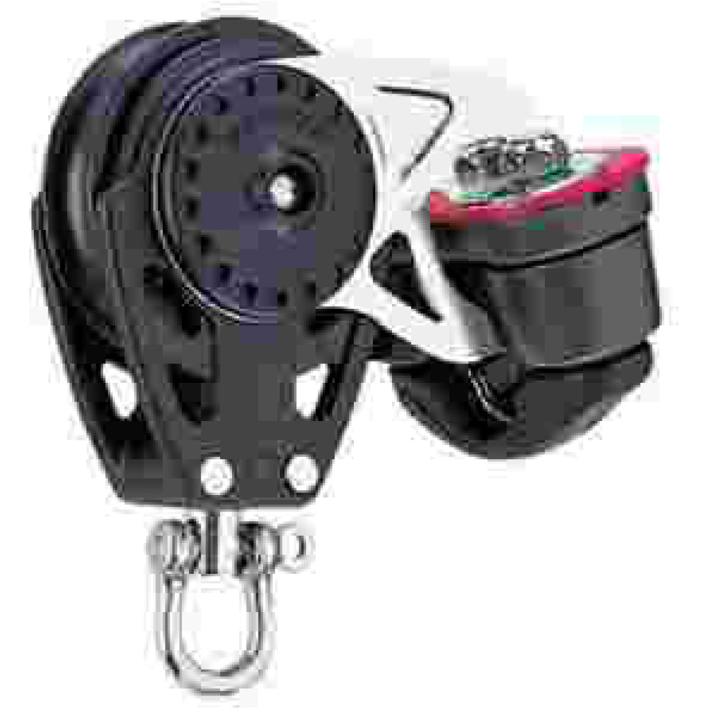 Harken 40mm Single Cam Carbo Black