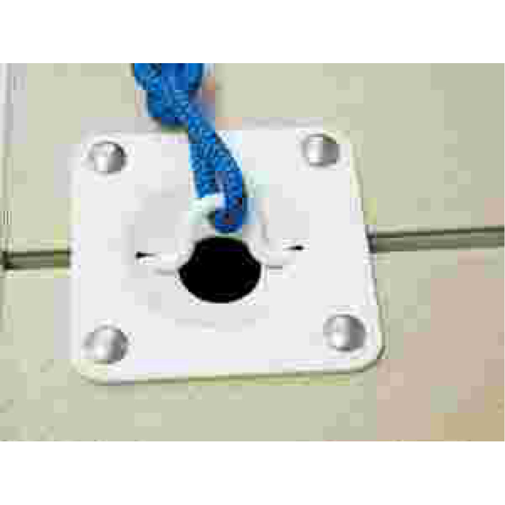 Dockedge Recessed Cleat (with Ring)