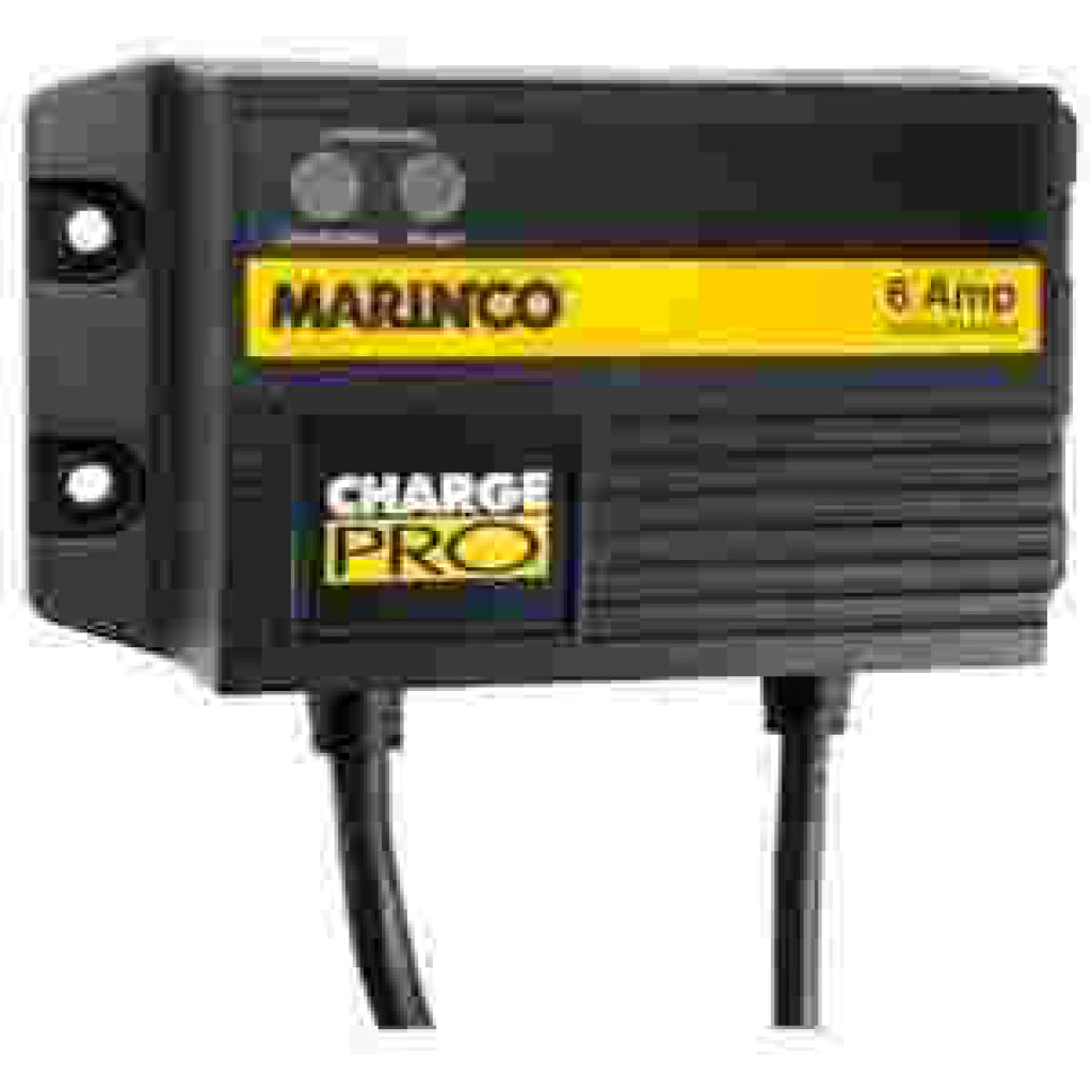 Marinco 6A Pro Battery Charger
