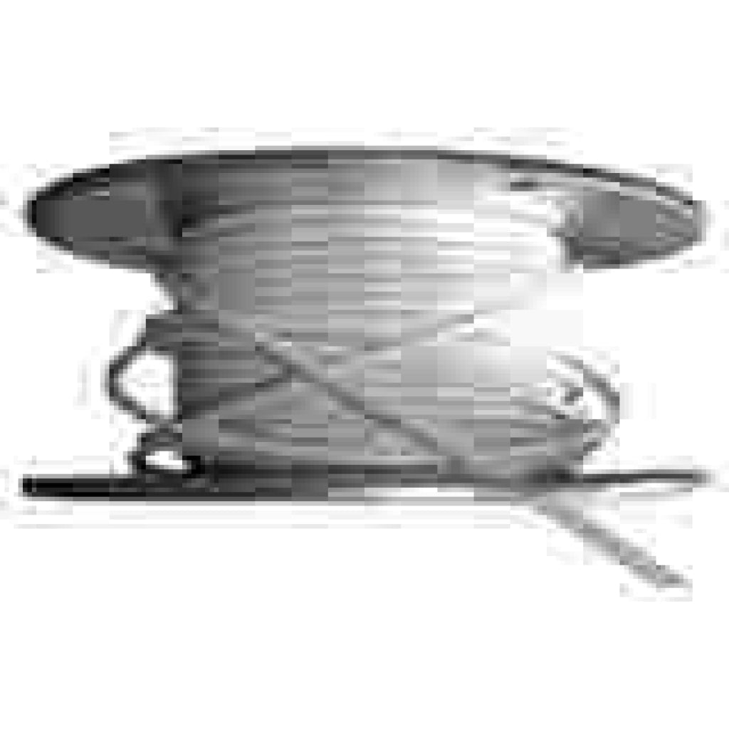 White Pvc 1 16 3 32 Lifeline Wire Per Rigging Shoppe Tanning Bed Wiring