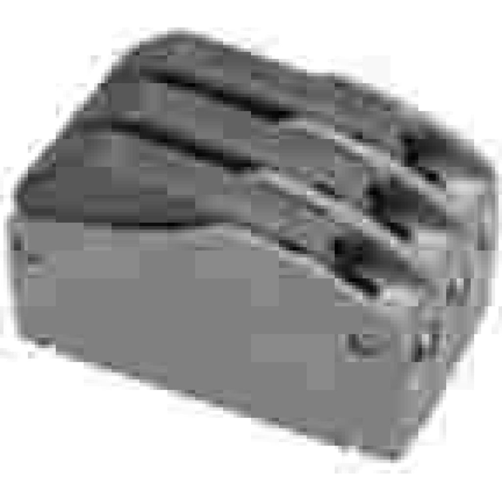 Lewmar Triple D1 5/16-3/8 Rope Clutch