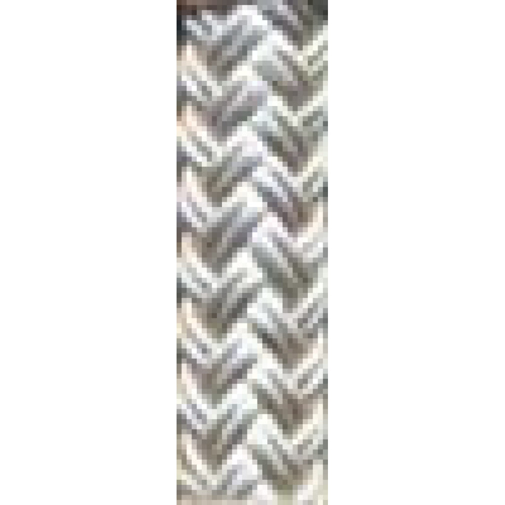 "3/16"" Nylon Braid White (per foot)"