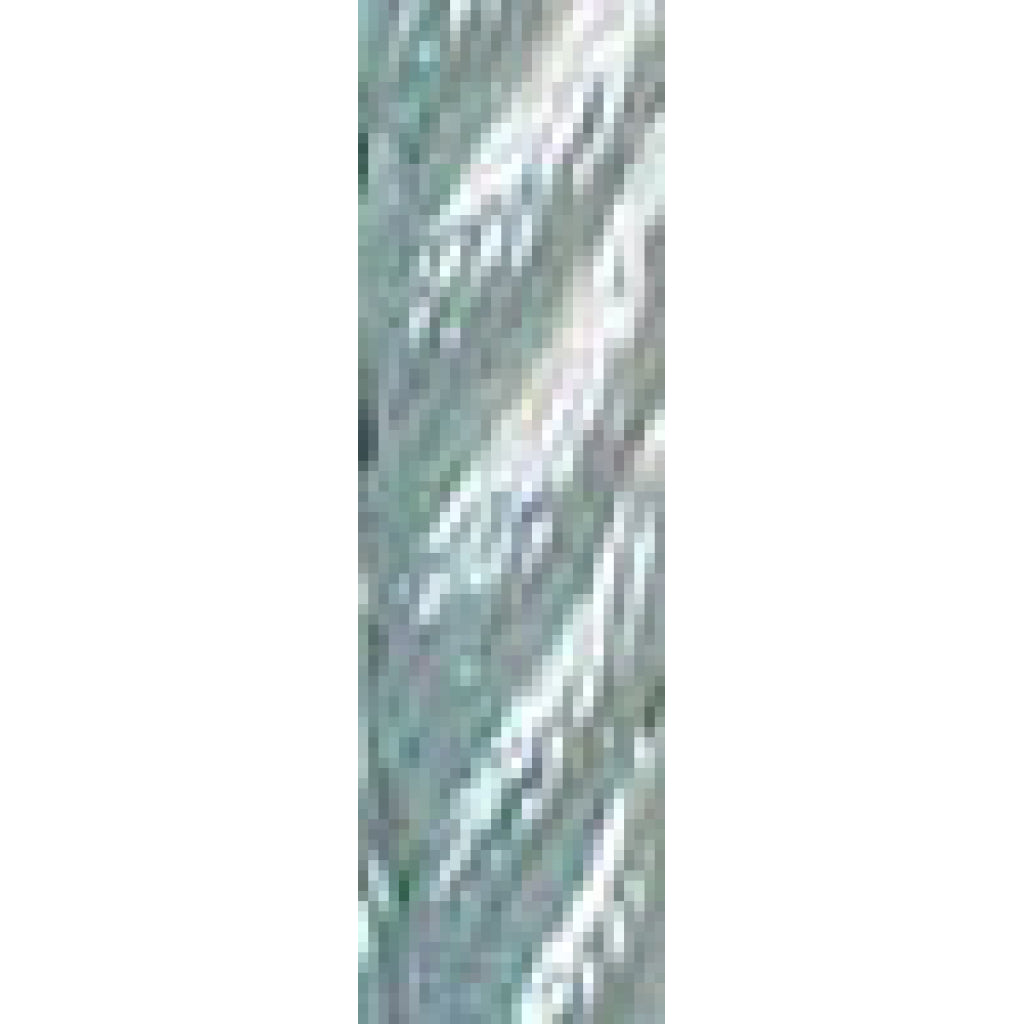 "3/8"" White Twisted Polyester (per foot)"