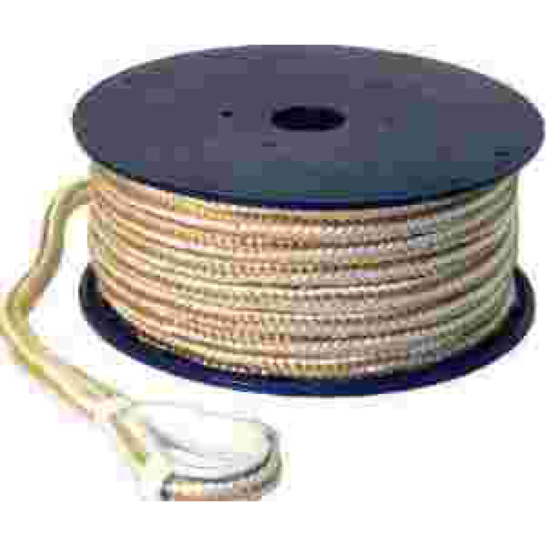 "3/8"" x 100' Gold Braid Anchor Line"