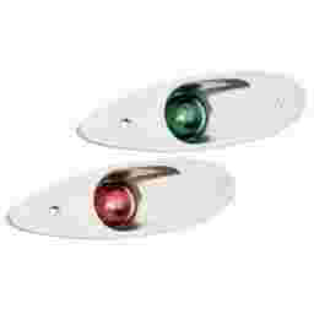 Sea-Dog St. Steel Flush Mount Side Lights (pair)