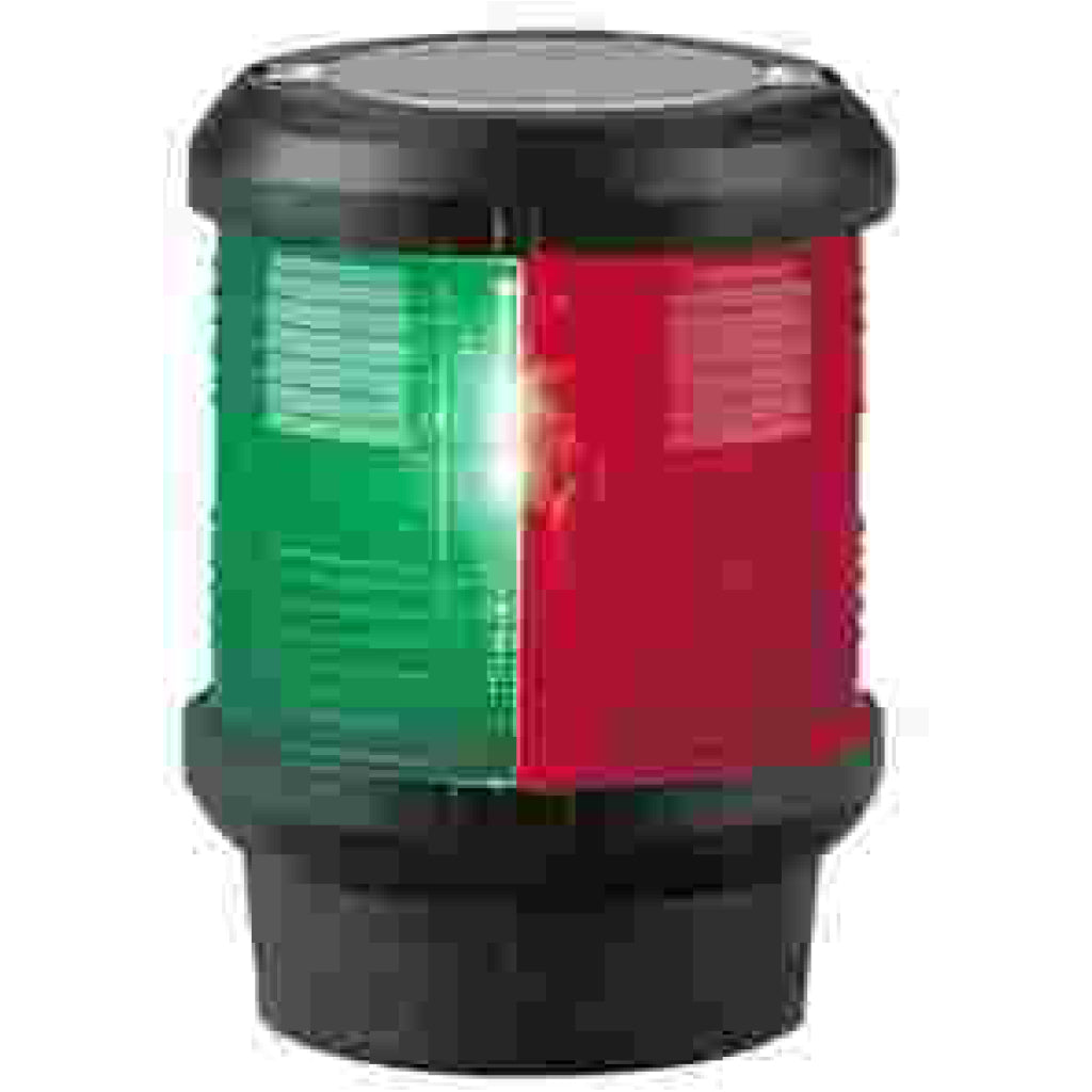 Aquasignal Blk Series 40 Tri-Colour Light