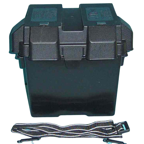 6 Volt Battery Box