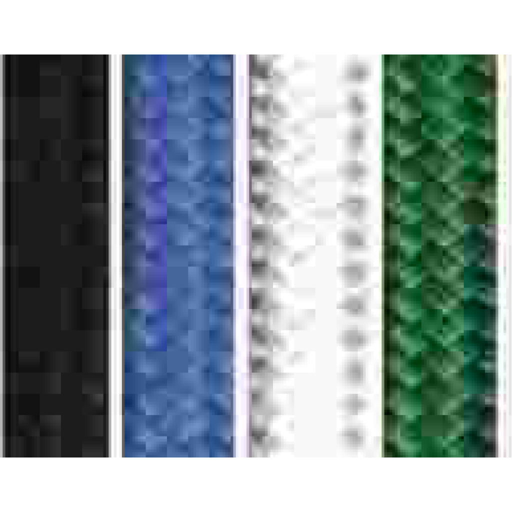 "5/16"" Nylon Braid Blue (per foot)"