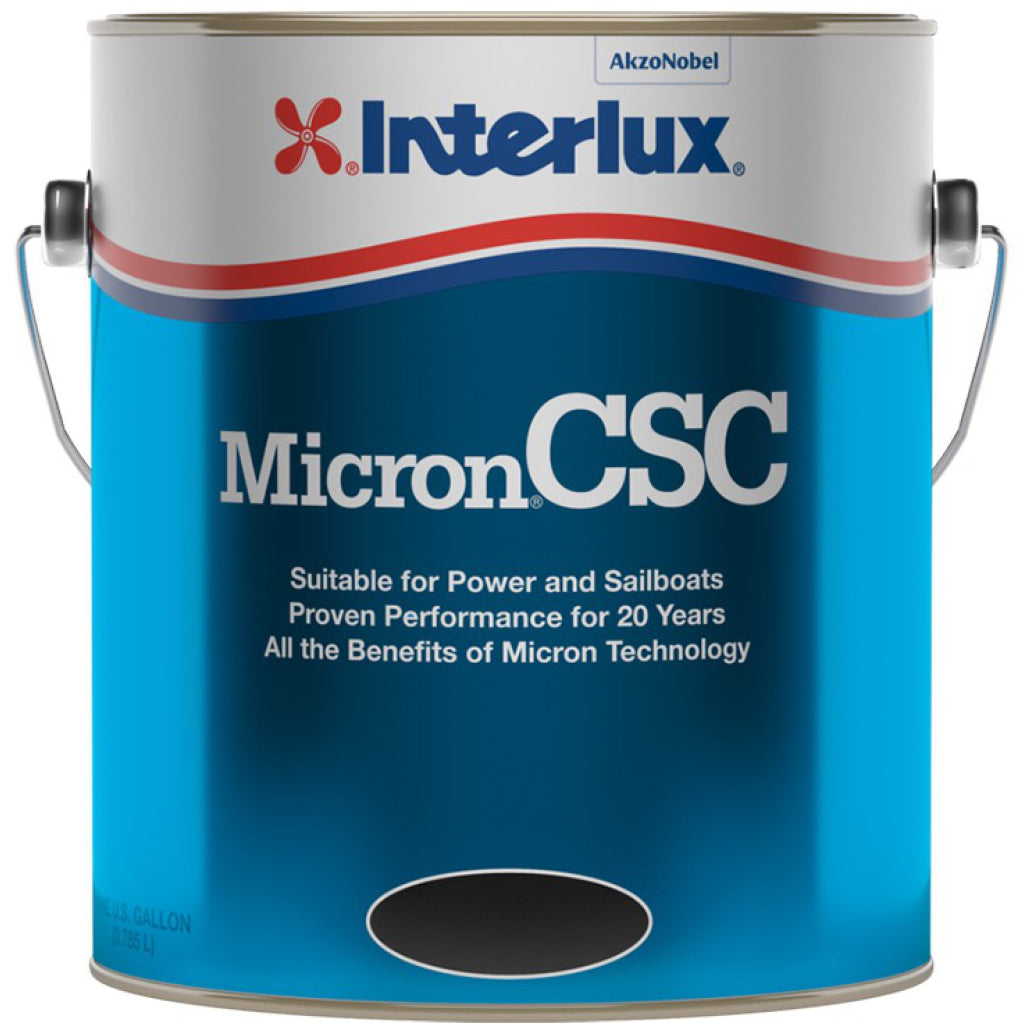 Interlux White Micron CSC Antifouling, Gallon