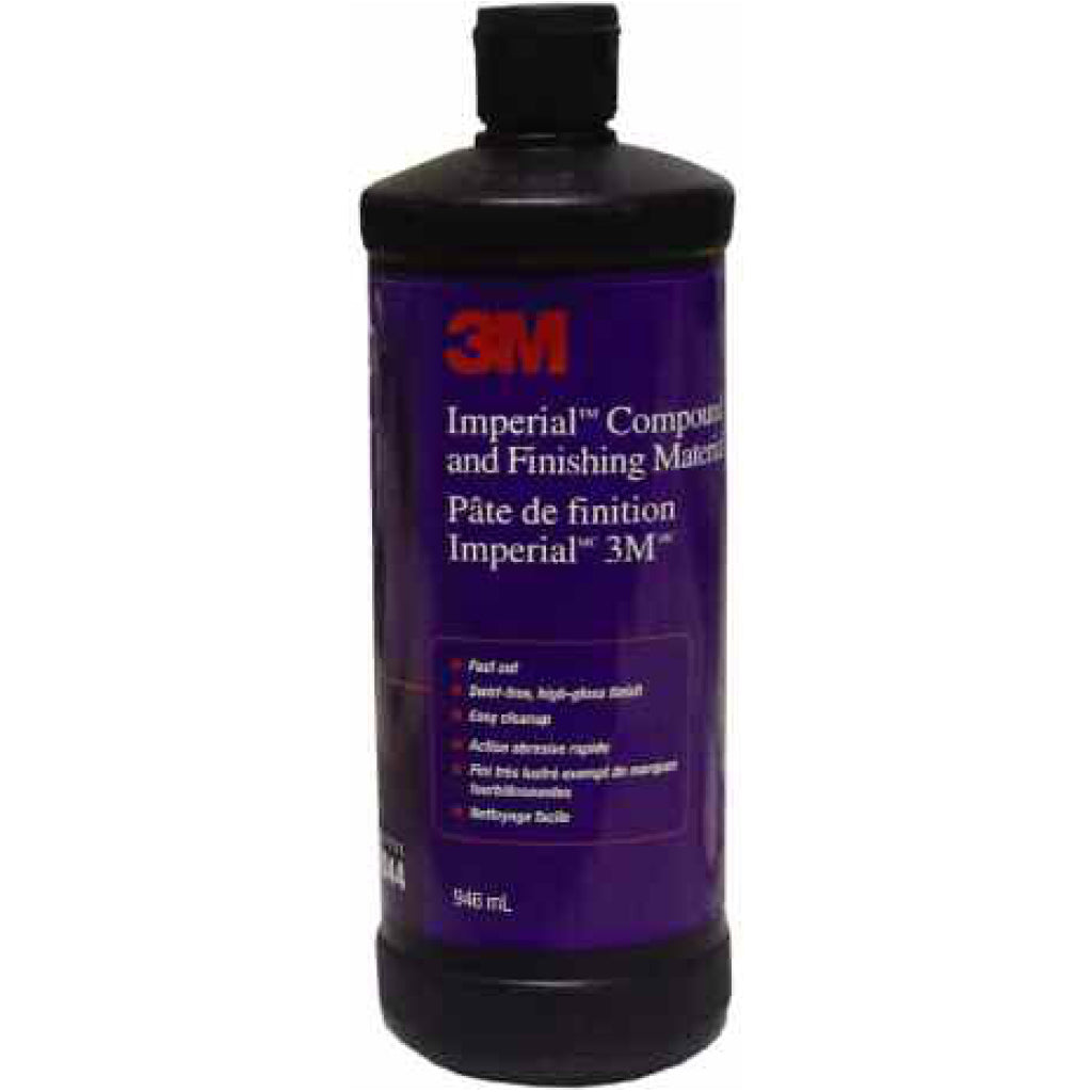 3M 32oz Imperial Compound & Finishing Material