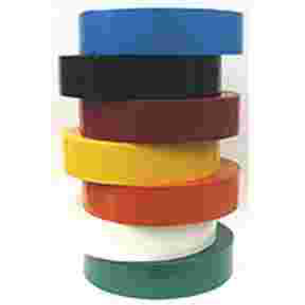 "3/4"" Yellow Electrical Tape"
