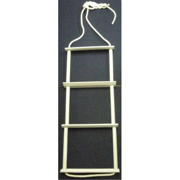 4-Step PVC Rope Ladder