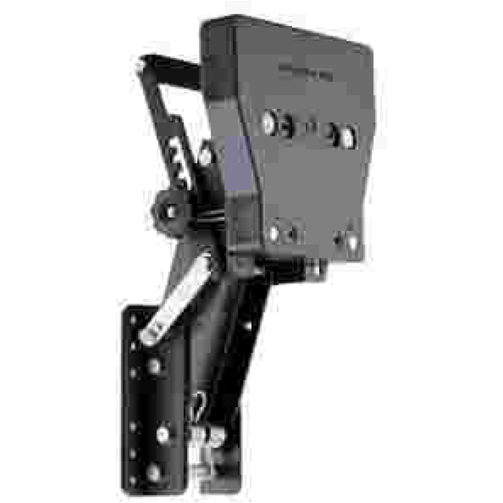 Aluminum Outboard Motor Bracket (max. 169lbs.)