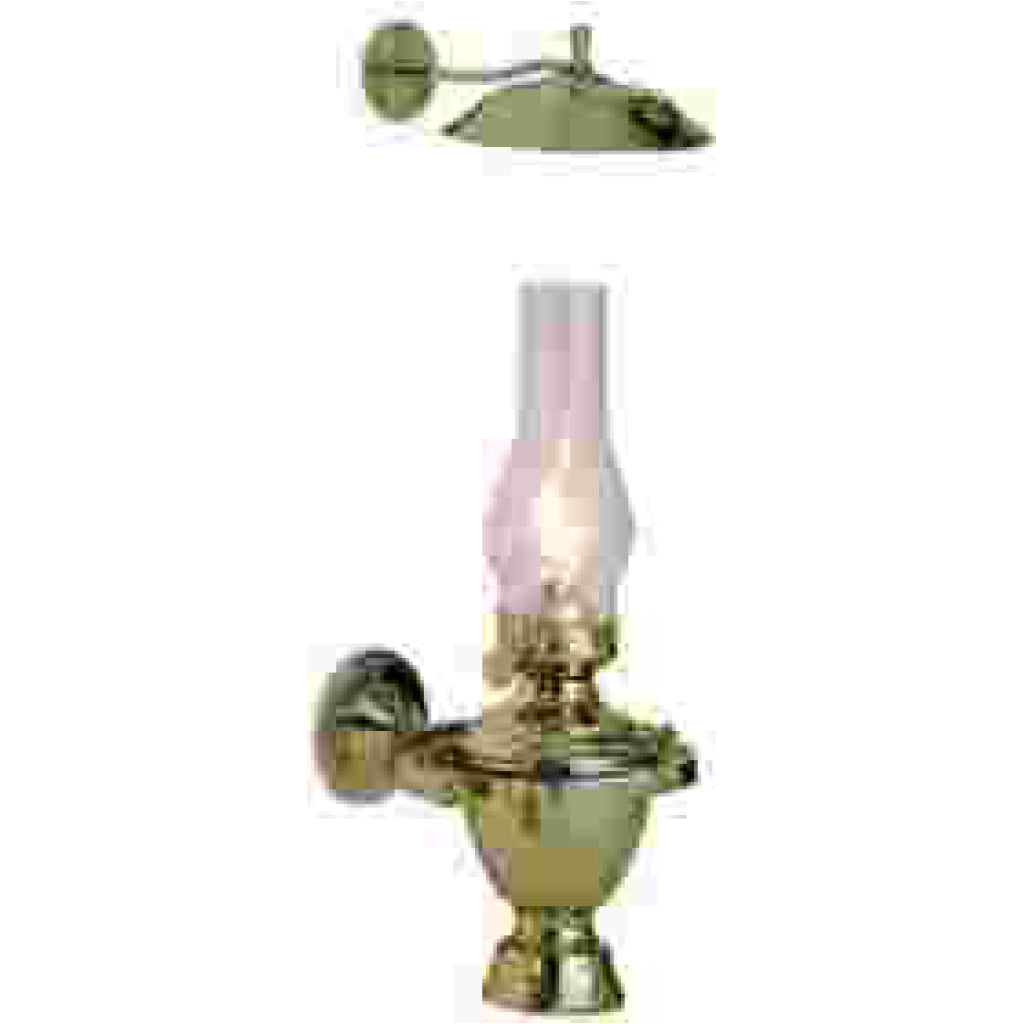 Weems And Plath Brass Atlantic Oil Lamp