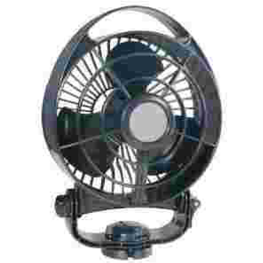 Caframo Bora 3 Speed 12V Fan Black