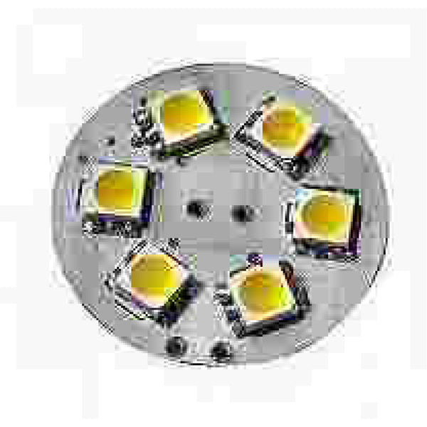 G4 SMD Drled Red LED Bulb