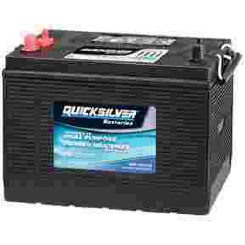 12V 1400CCA 1700CA,RC430@25 Dual Purpose Battery