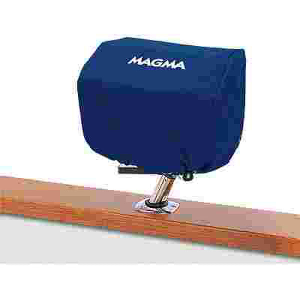 Magma Captain Navy Sunbrella Trailmate BBQ Cover