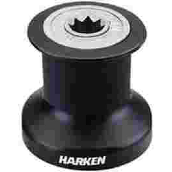 Harken Classic Plain-Top Single Speed Alum. Winch