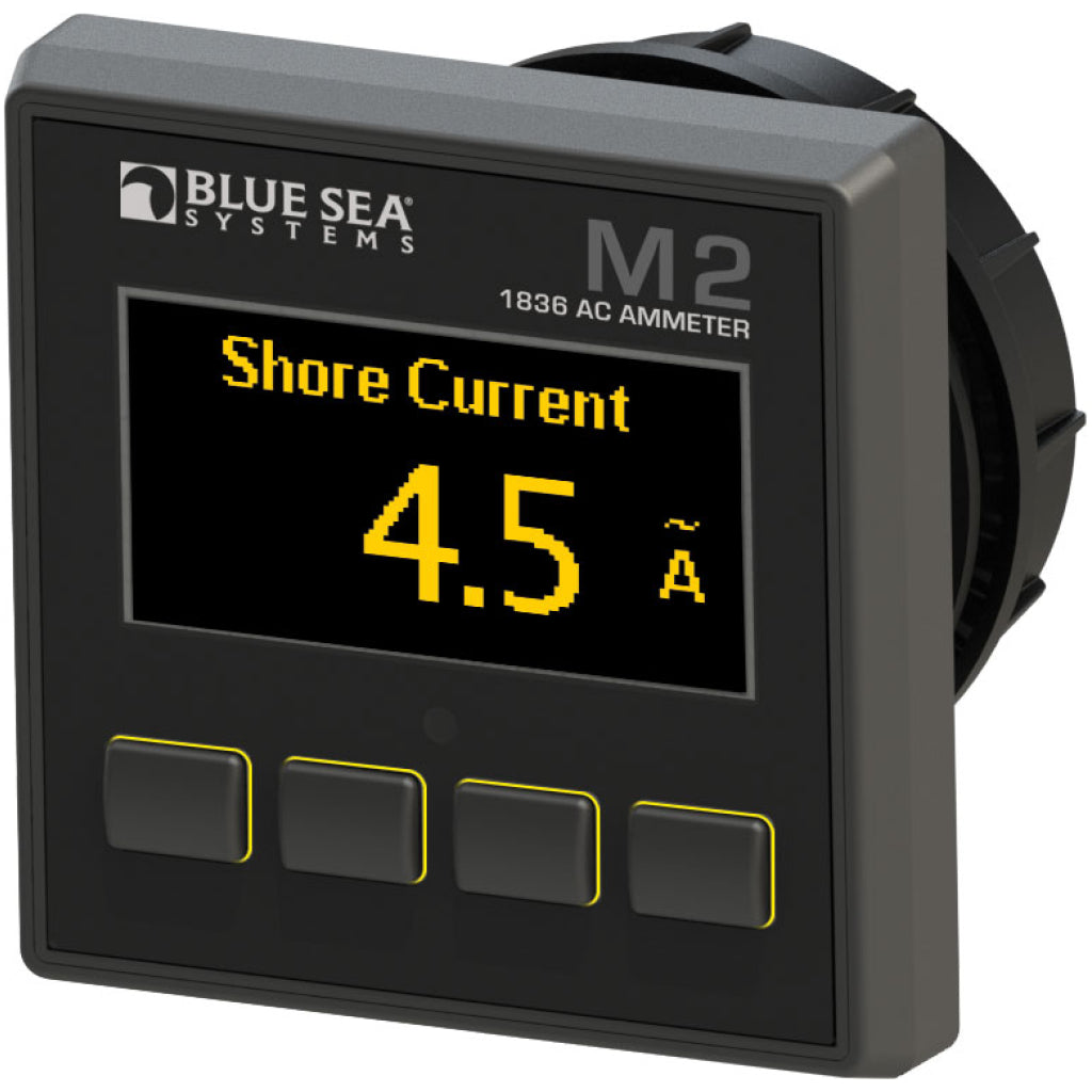 Blue Sea Systems AC M2 OLED Ammeter