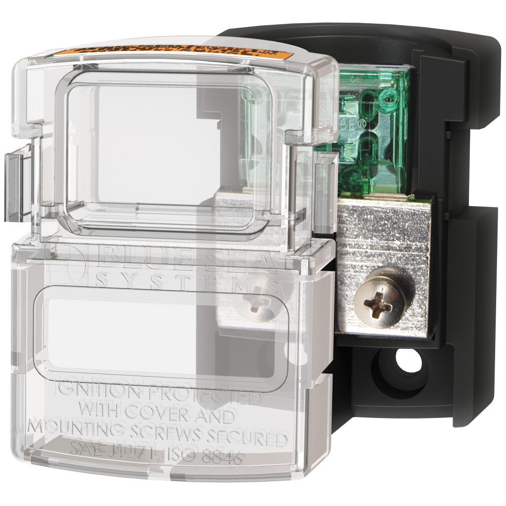 Blue Sea Systems 30-80A Maxi Fuse Block
