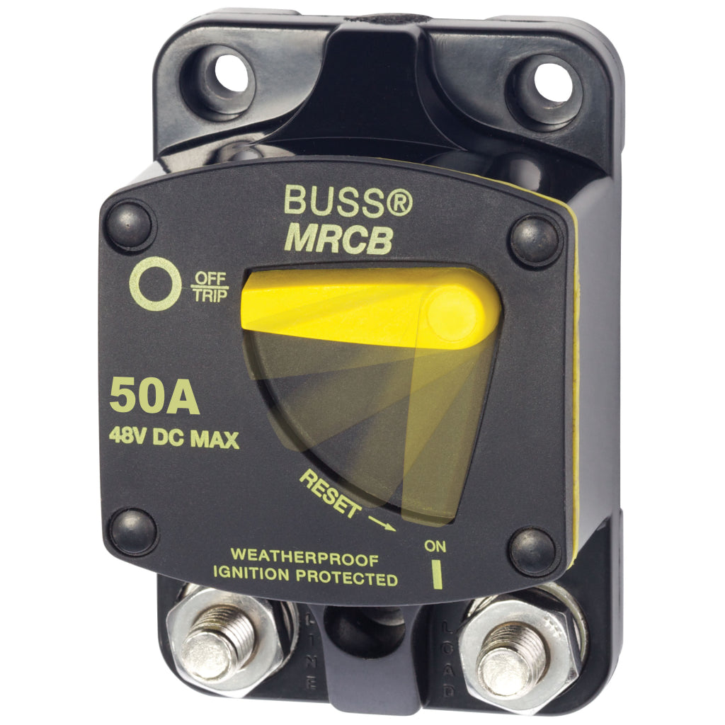 Blue Sea 7139 187-Ser. Circuit Br. Surf. Mount 50A