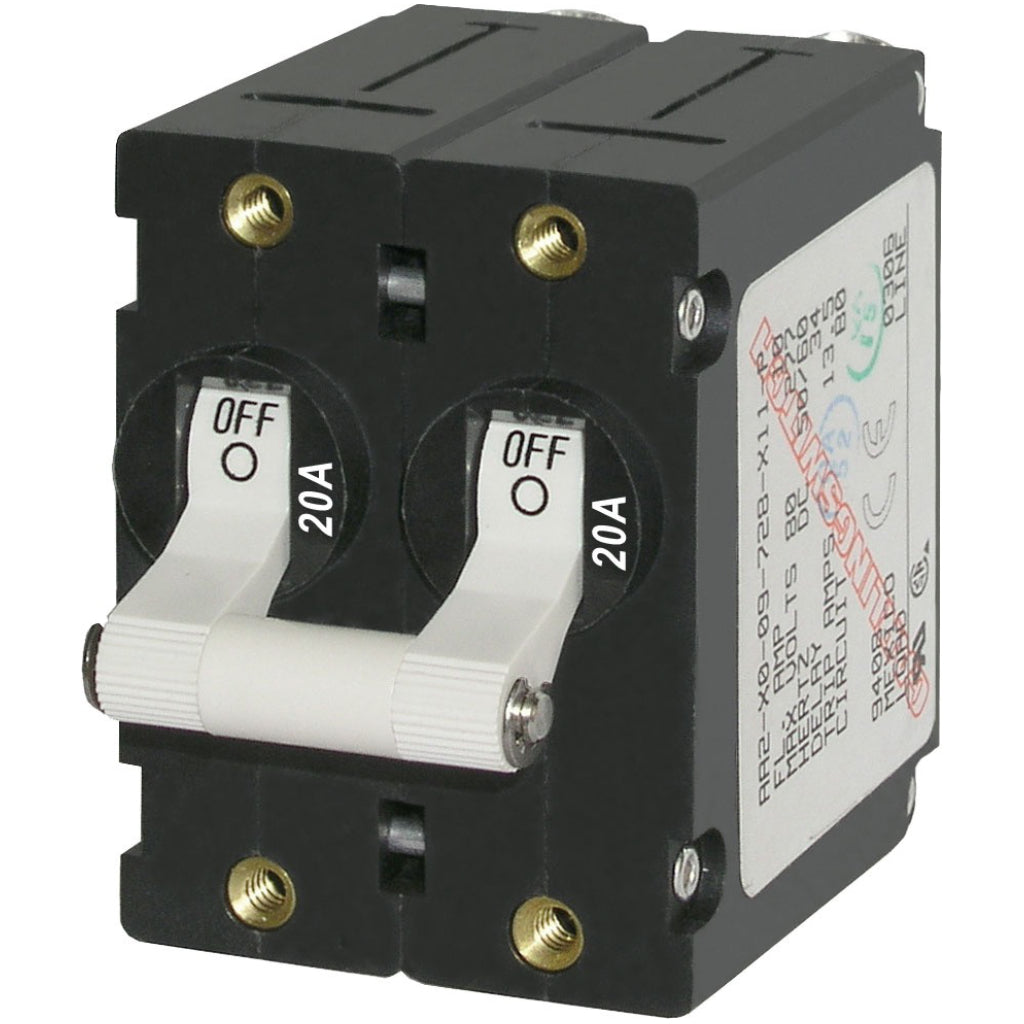 Blue Sea 7620 ML-ACR Auto Charg Relay 12V DC 500A