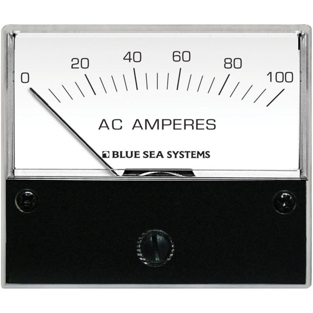 Blue Sea 8258 AC Ammeter - 0 to 100A with Coil