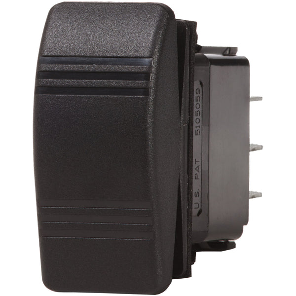 on -off- on Blue Sea 4154 WeatherDeck Toggle Switch