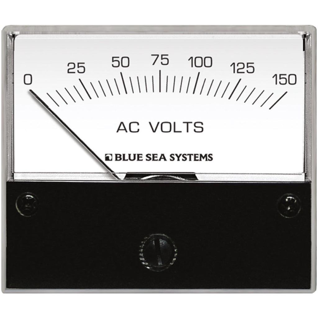 Blue Sea 9630 AC Ammeter - 0 to 50A with Coil