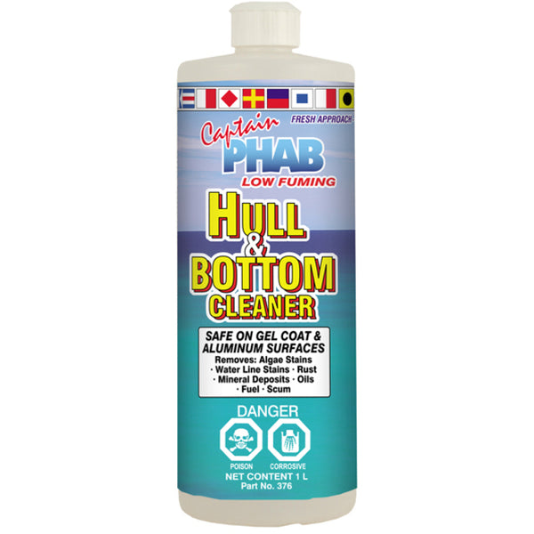 Captain Phab Hull & Bottom Cleaner