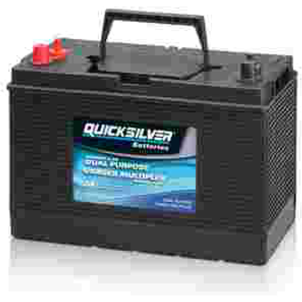 12v 700CCA 875MCA RC205@25A Dual Purpose Battery