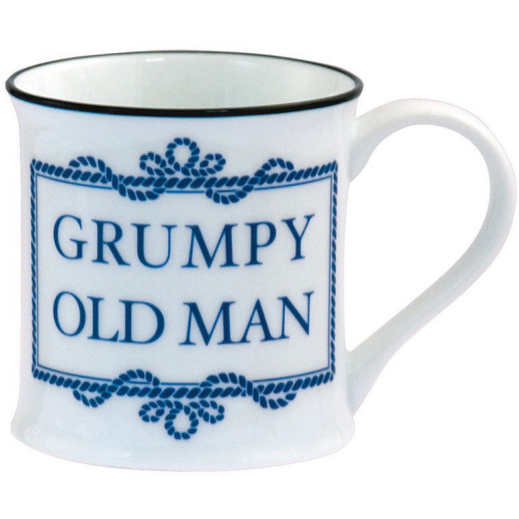 'Grumpy Old Men' Mug