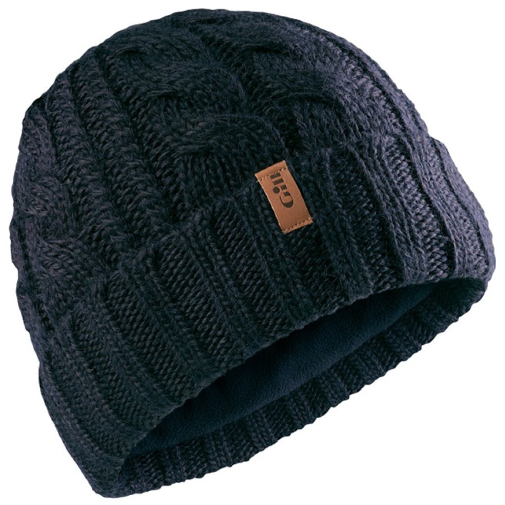 Gill Cableknit Beanie Hat