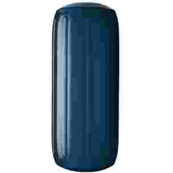 "Polyform 8"" x 20"" Catalina Blue Ribbed Fender *OS*"