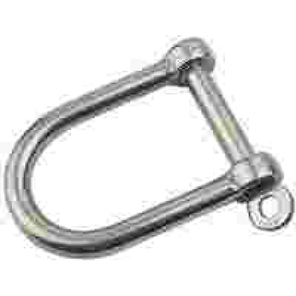 "Gloma 5/16"" Wide D Shackle"
