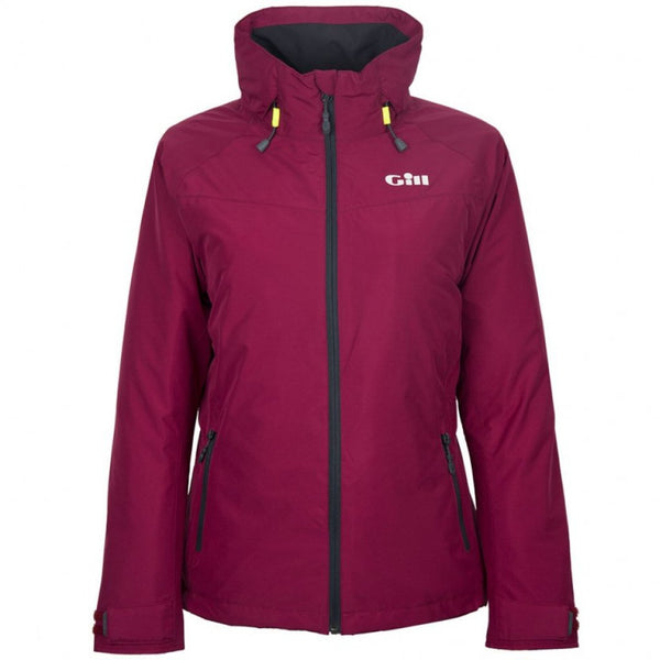 Gill Women's Pilot Jacket Berry.