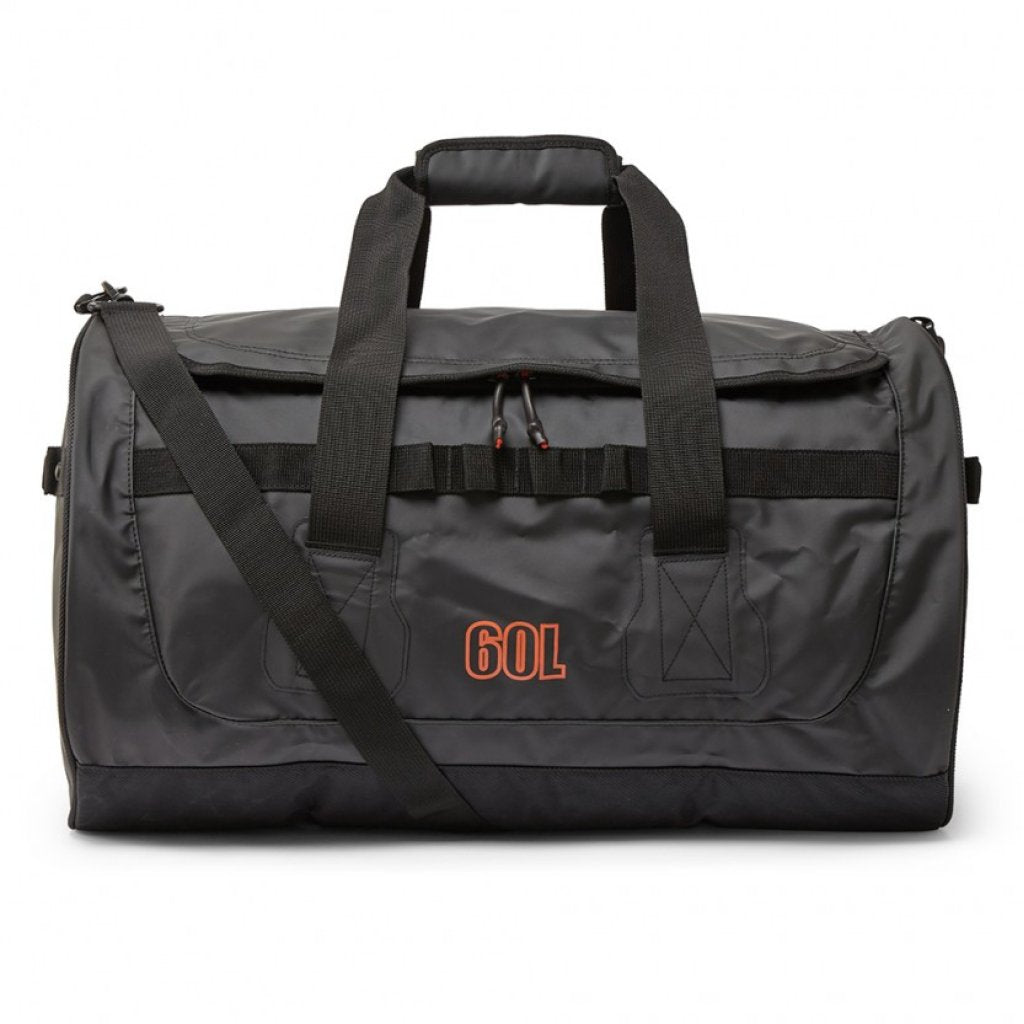 Gill 60L Tarp Barrel Bag Graphite.