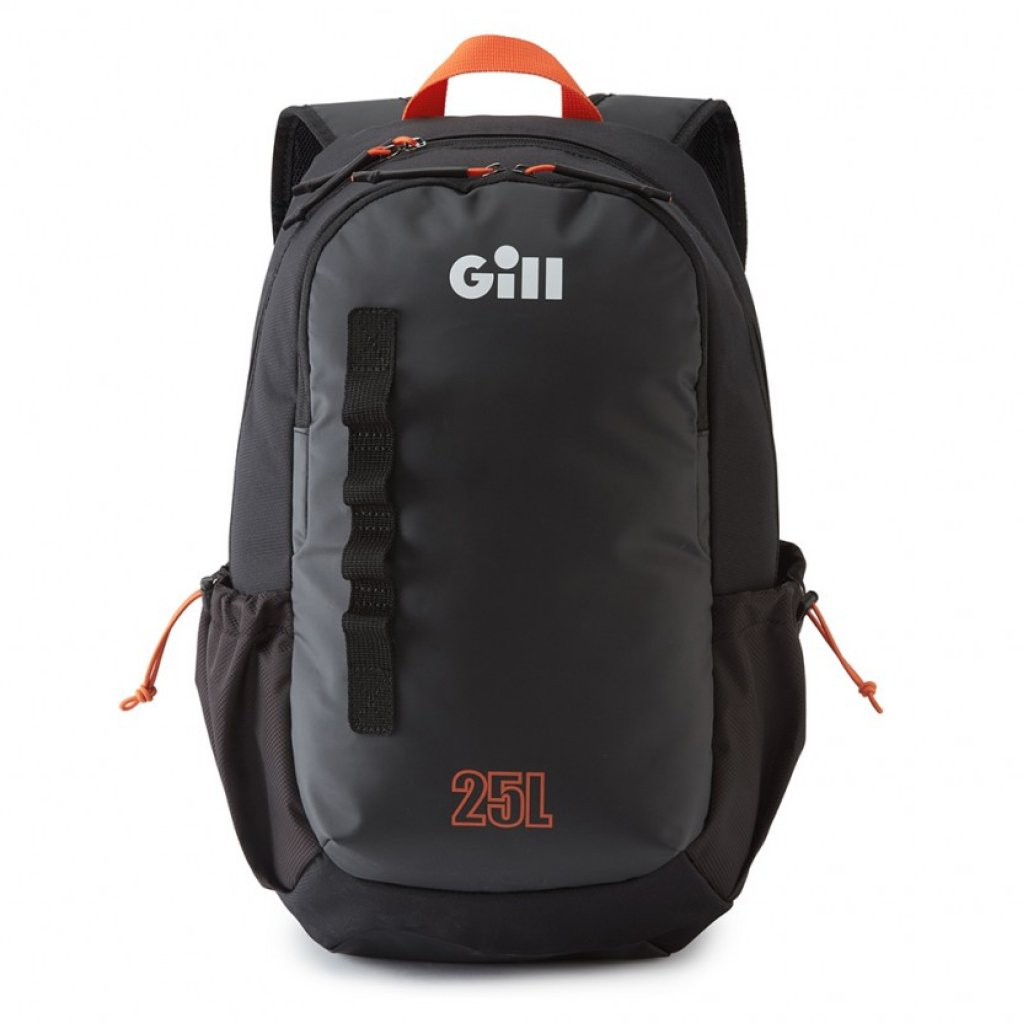 Gill 25l Transit Backpack Back.