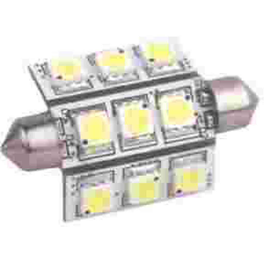Lunasea Festoon 10-30V Cool 9-LED Led Bulb