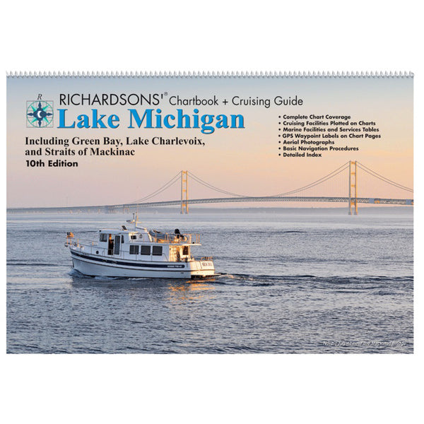 LAKE MICHIGAN RICHARDSONS CHART BOOK
