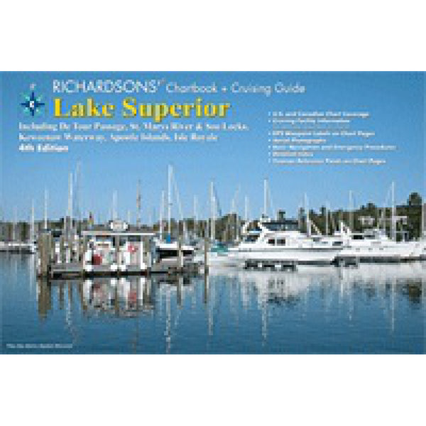 Richardsons Lake Superior Chart Book